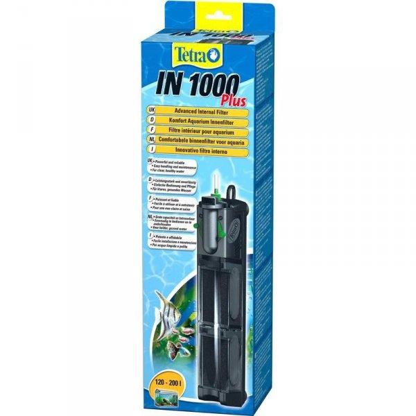 Tetra 607675 IN Plus 1000 Filtr wew akw 120-200L