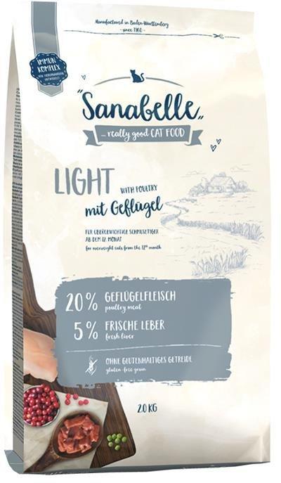 Sanabelle N 48010 Light 400g