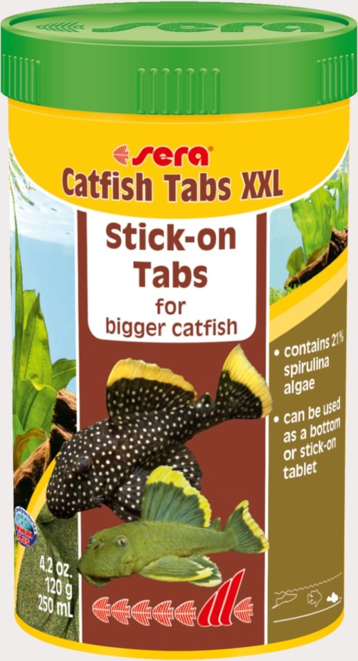 Sera 00498 Catfish Tabs XXL 250ml dla bocji i sumy