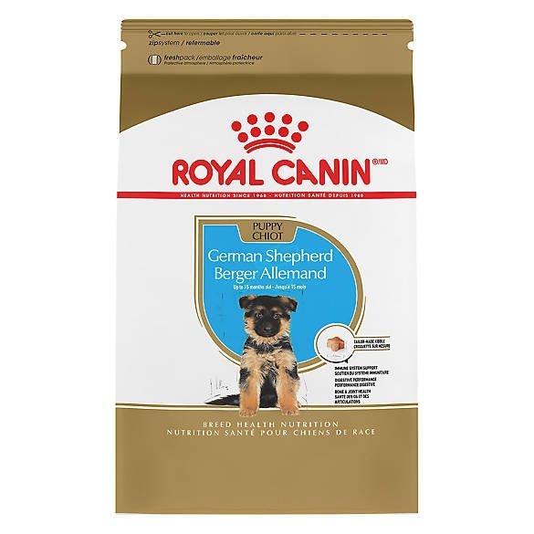 Royal 257550 German Shepherd Puppy 3kg