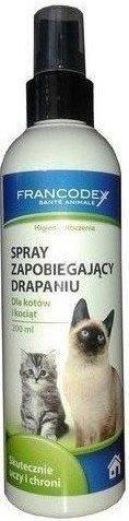 Francodex 179128 Spray p/drapaniu przez koty 200ml