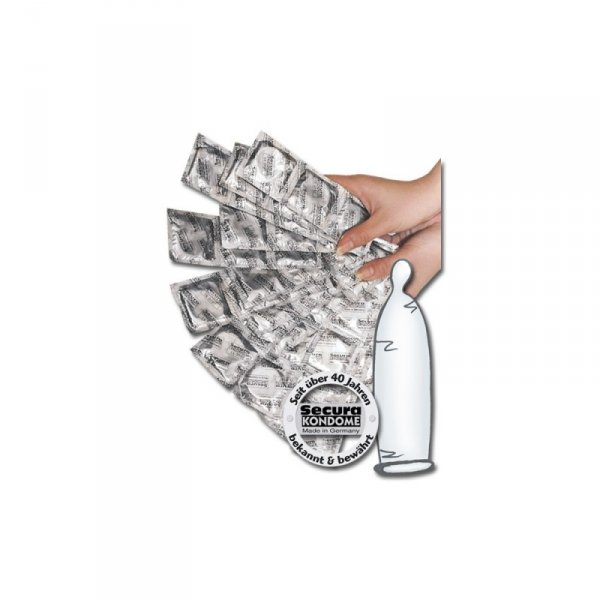 Prezerwatywy Original 1000 szt. Secura