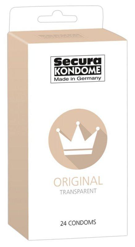 Prezerwatywy Original 24 szt. Secura