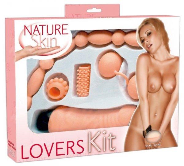 Zestaw - Nature Skin Lovers