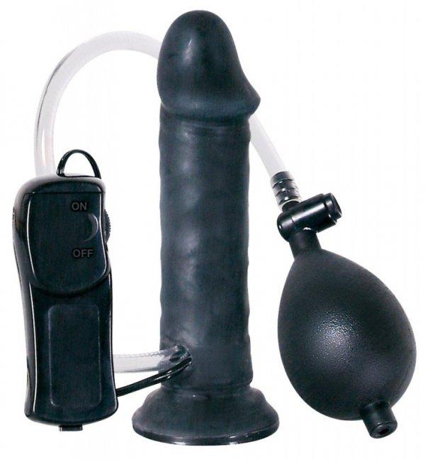 Temptation Black Vibrator