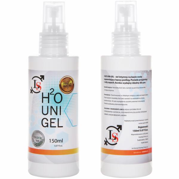 Lubrykant uniwersalny H2O UNI 150 ml LoveStim
