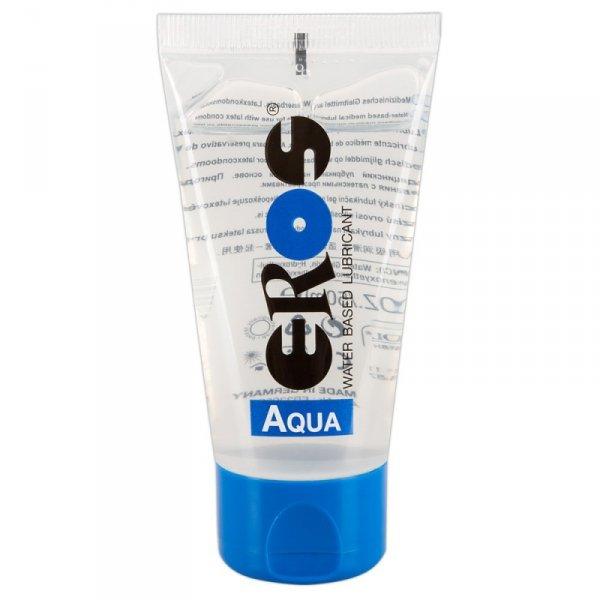 Lubrykant na bazie wody 50ml Eros Aqua