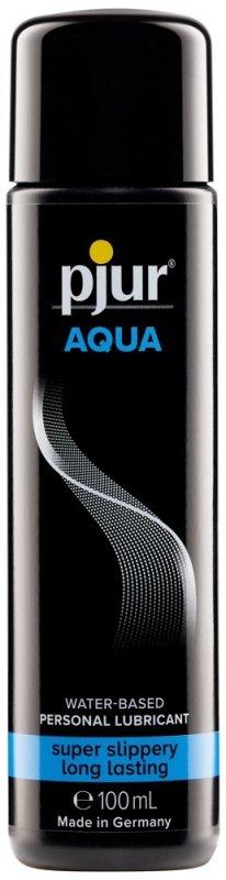 Lubrykant na bazie wody Aqua 100 ml Pjur