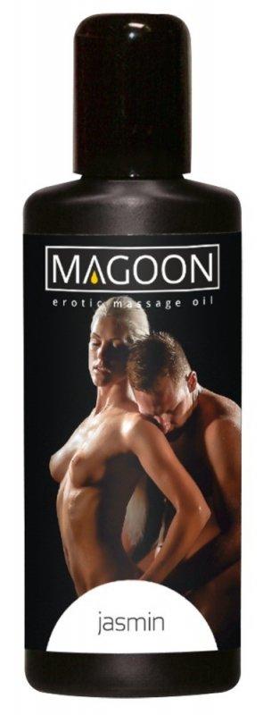 Olejek do masażu Jaśmin 100 ml Magoon