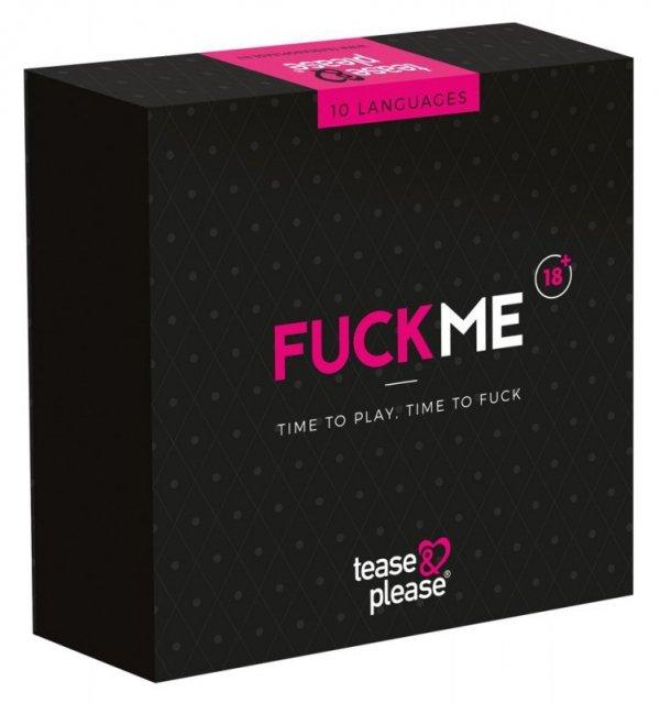 Gra FUCKME - 10 wersji językowych