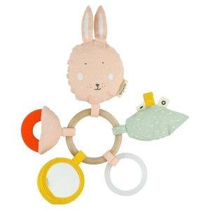 Mrs. Rabbit  aktywizująca sensoryczna zabawka
