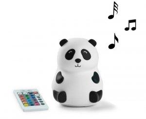 Lampka Panda z głośniczkiem