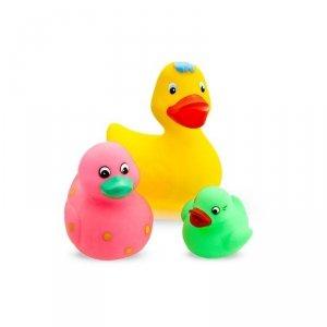 Zabawka do kąpieli 3 kaczki
