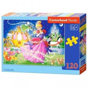 Puzzle 120el. cinderella