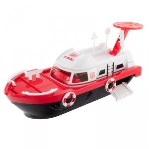 Zabawka statek straż pożarna