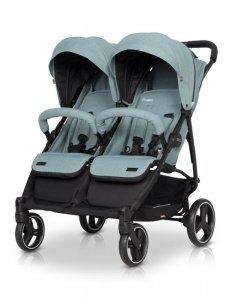 EASY GO Wózek dla bliźniąt DOMINO MINERAL