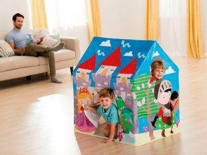 Domek dla dzieci Zamek 95 x 75 x 107 cm INTEX 45642