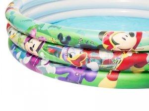 Basen dmuchany Mickey i Przyjaciele 122 x 25 cm Bestway 91007