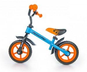 Rowerek Biegowy Dragon blue-orange