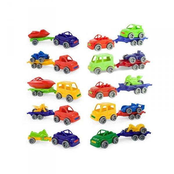Kid cars sport-autko z przycze