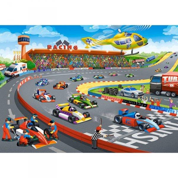 Puzzle 120el. formula racing