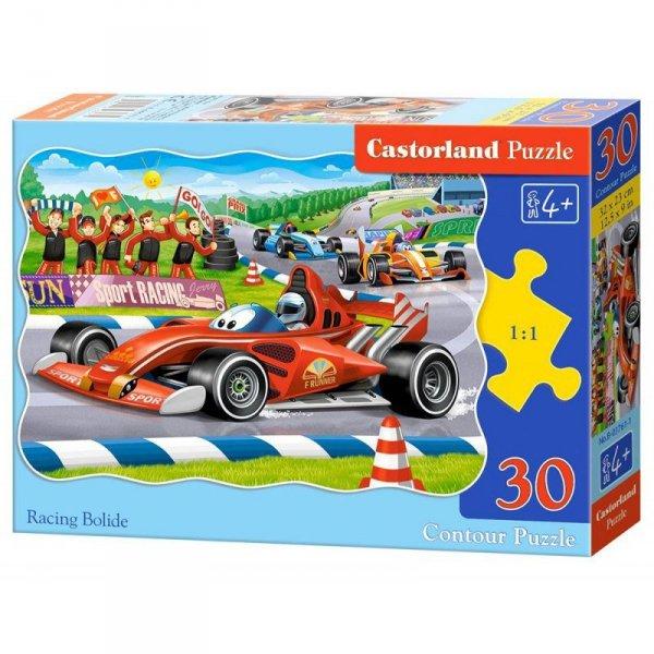 Puzzle 30 el. racing bolide