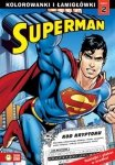 Superman Kolorowanki i łamigłówki 2