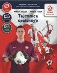 Piłka w grze Tajemnica spalonego (+ DVD) Marcin Rosłoń Marcin Dorna