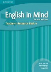 English in Mind 4 Teachers Resource Book Brian Hart Mario Rinvolucri Herbert Puchta Jeff Stranks
