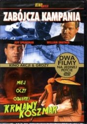 Zabójcza kampania Krwawy koszmar film DVD