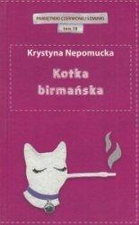 Kotka birmańska Krystyna Nepomucka