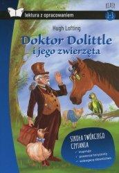 Doktor Dolittle i jego zwierzęta Lektura z opracowaniem (oprawa miękka) Hugh Lofting