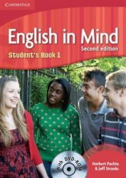 English in Mind 1 Student s book (+ DVD) Herbert Puchta Jeff Stranks