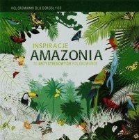 Inspiracje Amazonia Kolorowanki dla dorosłych