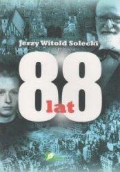 88 lat Jerzy W. Solecki