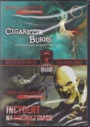 Mistrzowie horroru 1: Cigarette Burns Incydent na górskiej trasie