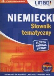 Niemiecki Słownik tematyczny (+ CD)