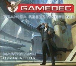 Gamedec Granica rzeczywistości (CD mp3) Martin Ann