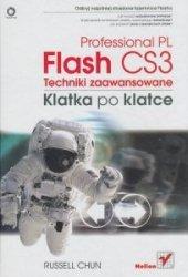 Flash CS3 Professional PL Techniki zaawansowane Klatka po klatce Russel Chun