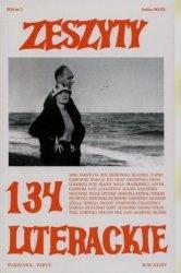 Zeszyty literackie 134