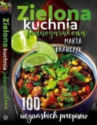 Zielona kuchnia jednogarnkowa Marta Krawczyk