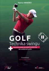 Golf Technika swingu Patrice Amadieu