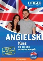 Angielski Kurs dla średnio zaawansowanych (+ CD) Gabriela Oberda, Iwona Więckowska