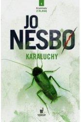 Karaluchy Kryminał z klasą nr 4 Jo Nesbø