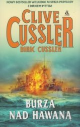 Burza nad Hawaną Clive Cussler Dirk Cussler