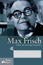 Szkice do trzeciego dziennika Max Frisch