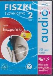 Fiszki audio język hiszpański słownictwo 2 basico A2
