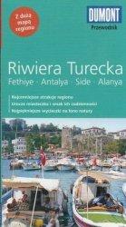 Riwiera Turecka Fethiye Antylya Side Alanya przewodnik z dużą mapą regionu