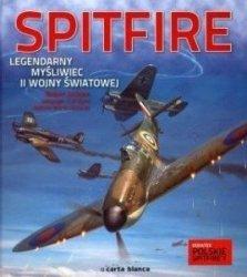 SPITFIRE Legendarny myśliwiec II wojny światowej Robert Jackson