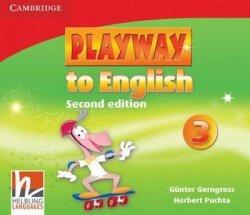 Playway to English cz. 3 (CD mp3)